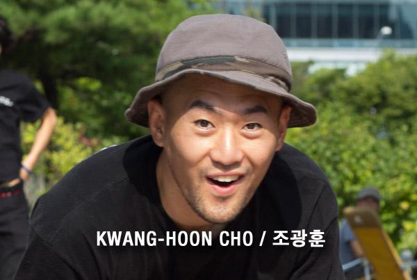 KWANG-HOON CHO
